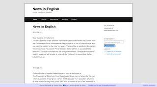 swedennews.info