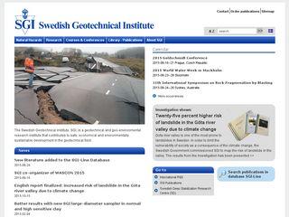 swedgeo.se