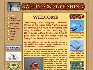 swedneckflyfishing.com