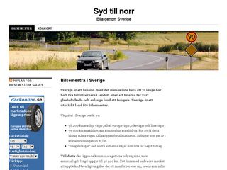 sydtillnorr.se