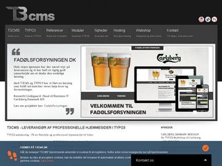 Preview of t3cms.dk