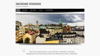 taklaggarestockholm.nu