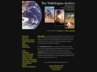 talkorigins.org