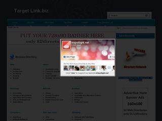 Preview of targetlink.biz