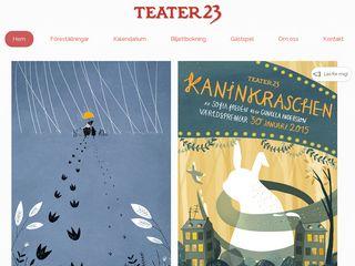 teater23.se