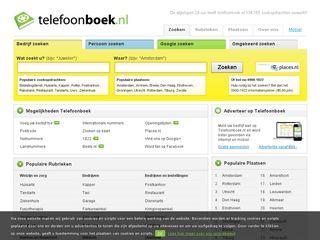 edaa5b3015b telefoonboek.nl   Domainstats.com