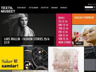 textilmuseet.se