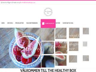 thehealthybox.se