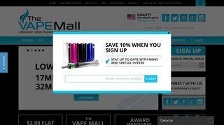 thevapemall.com