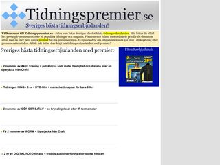 tidningspremier.se