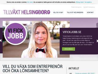 tillvaxthelsingborg.se
