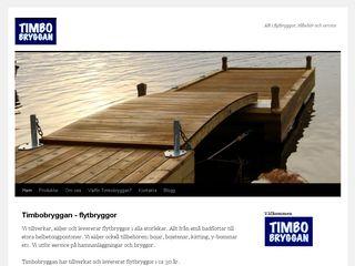 timbobryggan.se