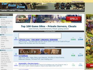 topgamesites.net