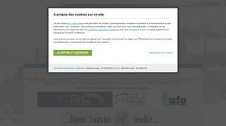 touraine-insolite.clicforum.fr