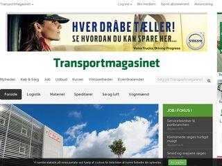transportmagasinet.dk