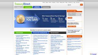 treasurydirect.gov