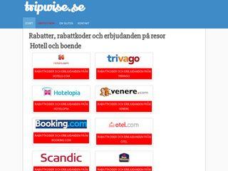 tripwise.se