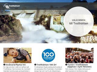 Earlier screenshot of aktivoresjo.se