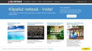 tulevoittajaksi.fi