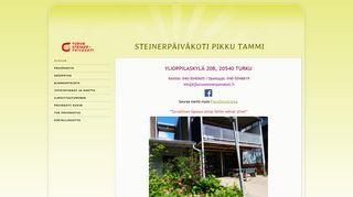 turunsteinerpaivakoti.fi