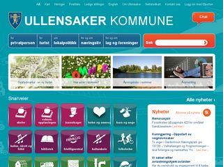 ullensaker.kommune.no