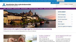 ungdomsmottagningar.sll.se