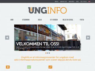 unginfo.no