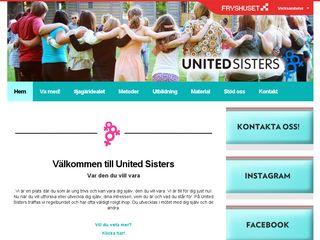 unitedsisters.fryshuset.se