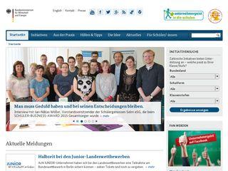 unternehmergeist-macht-schule.de