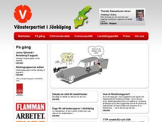 vansterpartietjonkoping.se