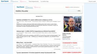veikkohuuska.puheenvuoro.uusisuomi.fi