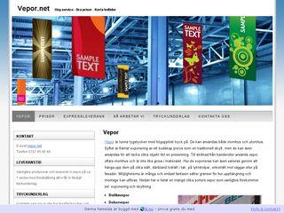 vepor.net