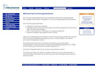 versicherungsombudsmann.de