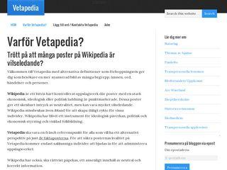 vetapedia.se