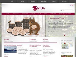 Preview of vida.se