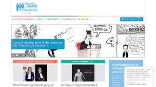 Constat à L Amiable >> Village Justice Com Domainstats Com