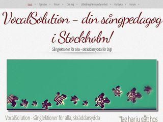 vocalsolution.se
