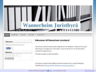 wannerheim.se