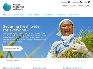 waterfootprint.org