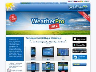 weatherpro.de