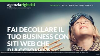 webagencyrighetti.it