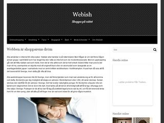 webish.se