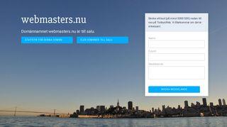webmasters.nu