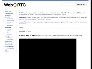 webrtc.org