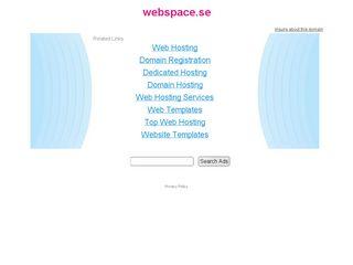webspace.se
