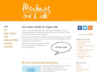 weibull-ord.se
