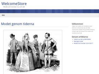 welcomestore.se
