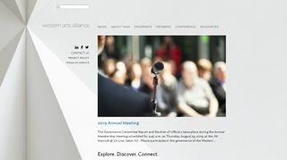 westarts.org