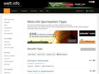 wett.info