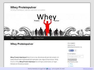 wheyproteinpulver.n.nu